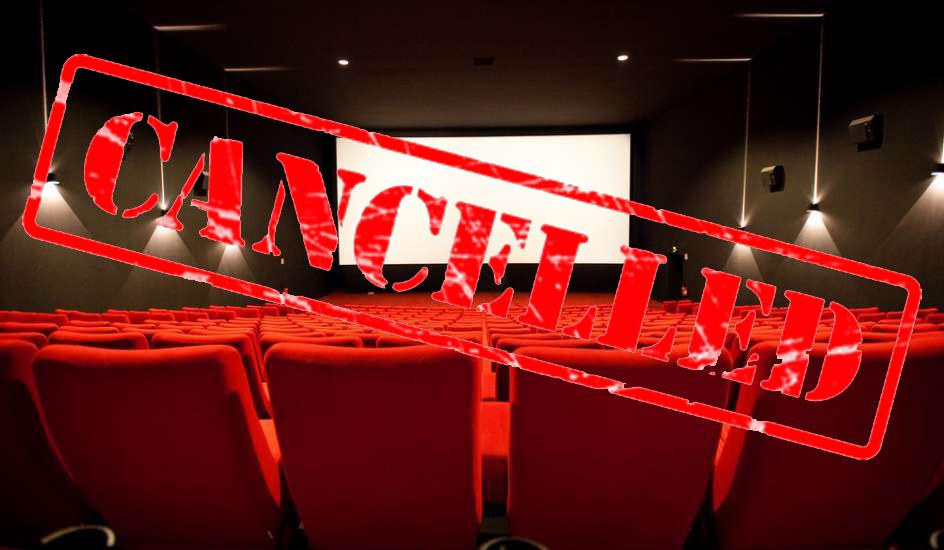 Nooooo! Los cines podrían reabrir hasta el 2021 por la Pandemia
